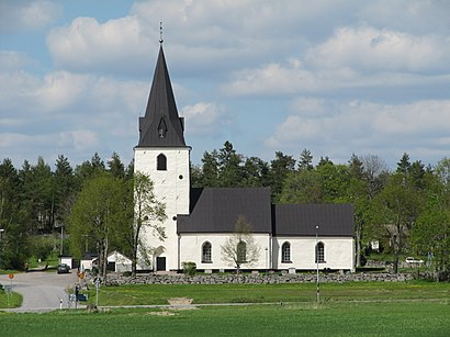 How to get to Gottröra Kyrka with public transit - About the place