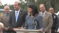 File:Governor Nikki Haley At Law Enforcement K9 Liability Bill Signing.webm