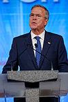 Governor of Florida Jeb Bush at Southern Republican Leadership Conference, Oklahoma City, OK May 2015 by Michael Vadon 139.jpg