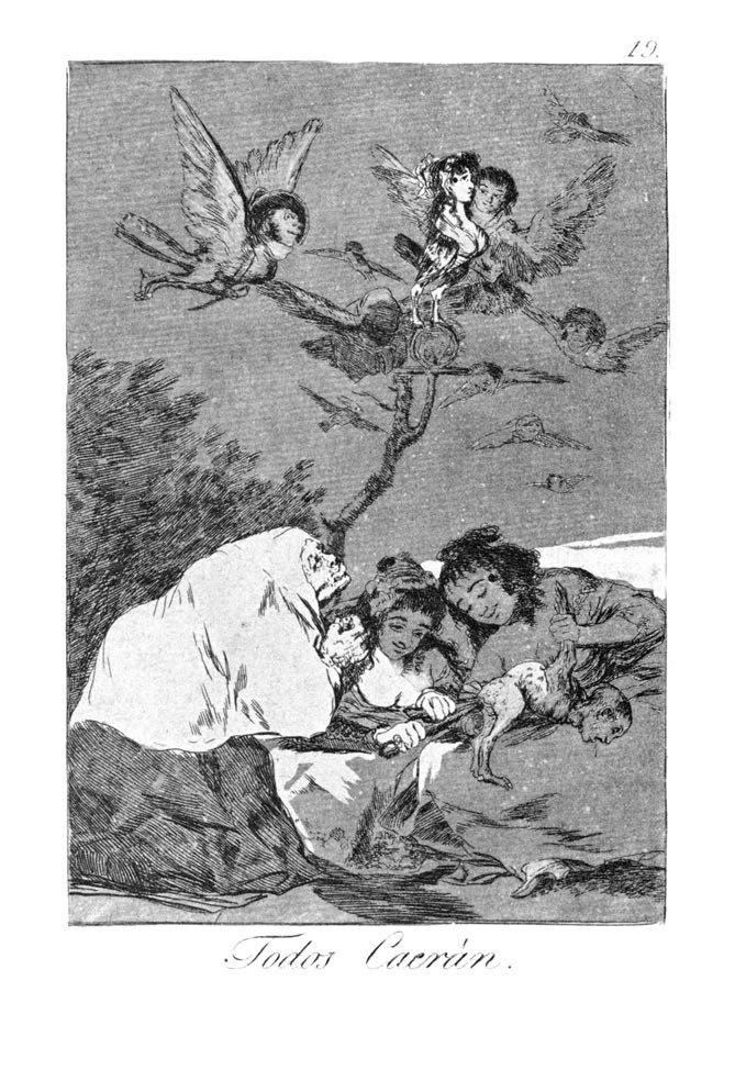 Goya - Caprichos (19)