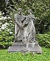 Grabstätte Margret und Heinz Kalenborn, Nordfriedhof Düsseldorf.jpg