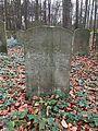 Graffsteen op'n Jöödschen Karkhoff Cuxhoben 24.jpg