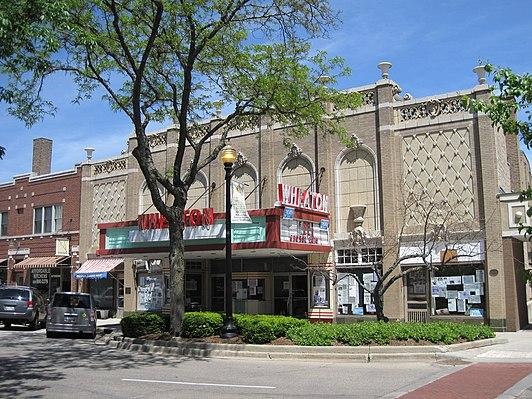 Grand Theatre (Wheaton, Illinois)
