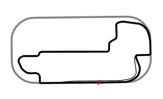 Grand Prix of Indianapolis (Indy Lights) - Image: Grand Prix of Indianapolis Course Map