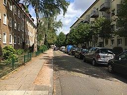 Graudenzer Weg in Hamburg
