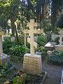 Grave of Sofia Kovaldgi, Nina Galitzine, Irene Medici, Silvio de Menezes Medici.jpg