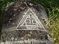 Gravestone, Lansdown Cemetery - geograph.org.uk - 1041100.jpg