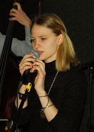Greta Svabo Bech - Image: Greta Svabo Bech 2015