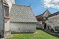 Griffen Untergreutschach 5 Pfarrkirche hl. Martin Vorhalle N-Ansicht 26052017 8753.jpg