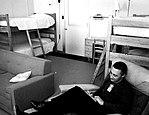 Grissom relaxing in quarters before MR4.jpg