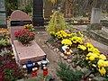 Grob Adiny Swidowskiej i Marka Edelmana.JPG
