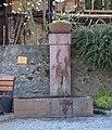 Gronau, Hintergasse, Brunnen.JPG