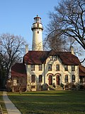 Grosse Point Light Station