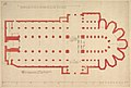 Groundplan of the Church of Saint John in 's-Hertogenbosch MET DP826266.jpg