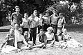 Group of Belgian youth at camp (8077918934).jpg
