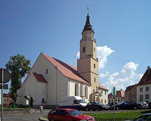 Gryfów Śląski - St Jadwiga Church