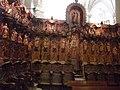 Guadix (Granada)-Catedral-5-Coro.JPG