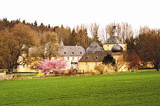 Wachtberg - The water castle Gudenau
