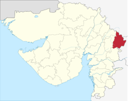 Gujarat Dahod district.png