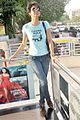 Gul Panag, cast of 'Fatso' arrives to sell tickets at PVR, Juhu (4).jpg