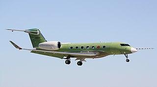 executive transport aircraft family