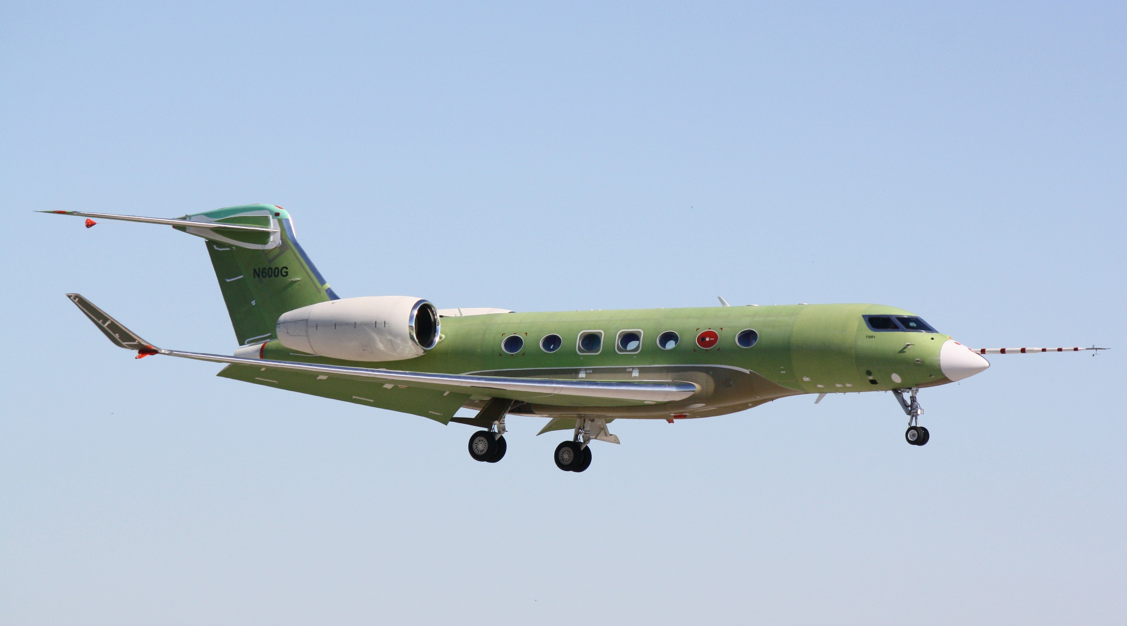Gulfstream G500 / G600 - The complete information and online sale