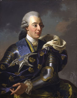 Gustav III, King of Sweden, in armour.jpg