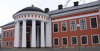 Härnösand Municipality - Härnösands Town Hall