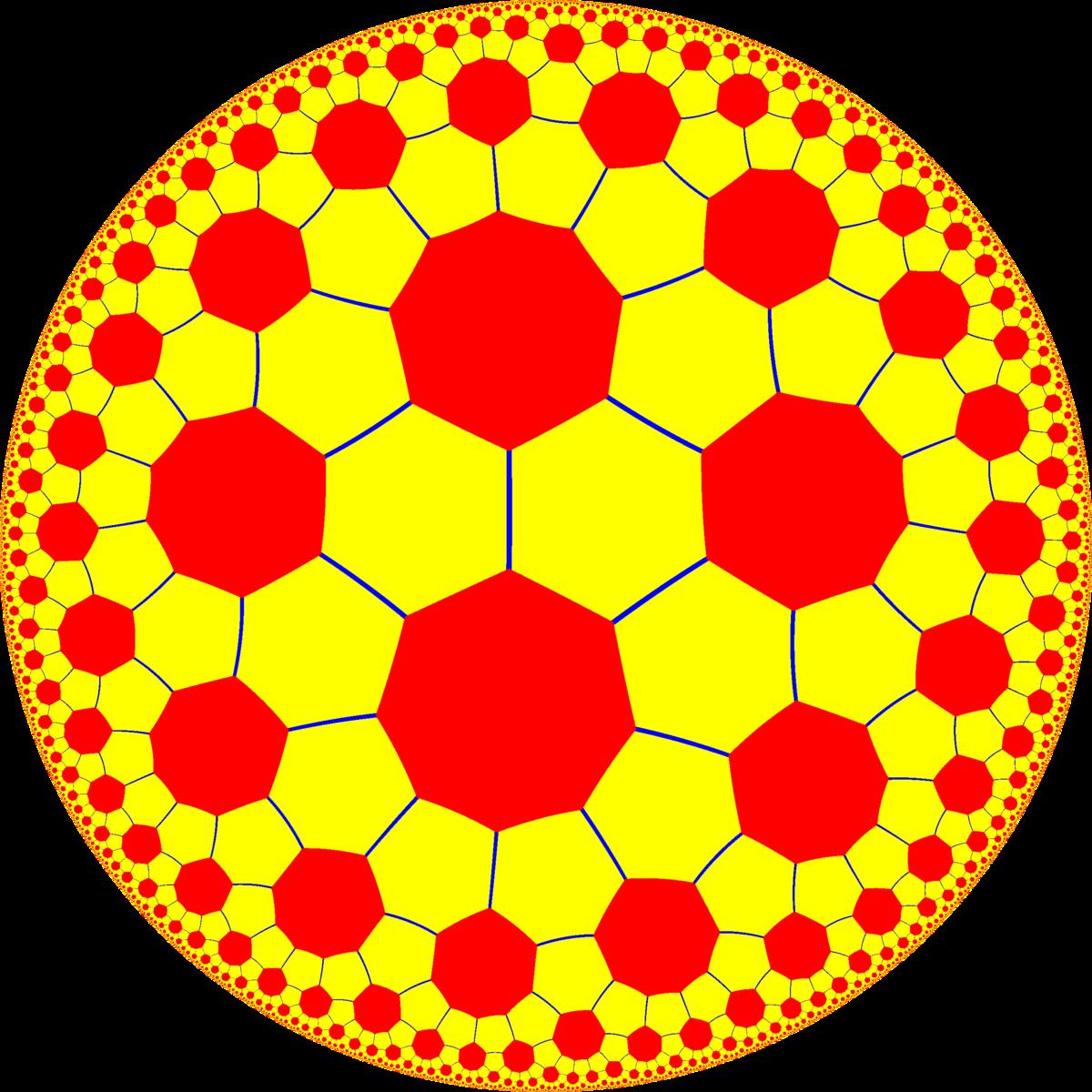 truncated order 8 triangular tiling   wikipedia