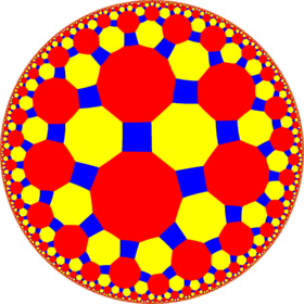 Truncated tetrahexagonal tiling