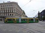 HKL tram line 3 on Mannerheimintie.jpg