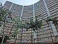 HK 北角半山 North Point Mid-Levels 雲景道 60 Cloud View Road 峰景大廈 Hilltop Mansion Apr-2014 facade.JPG