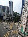 HK 堅尼地城 Kennedy Town Municipal Services Building view 士美菲路 Smithfield 觀龍樓 Kwun Lung Lau October 2019 SS2 05.jpg