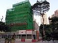 HK CWB 銅鑼灣 Causeway Bay 摩頓台 Moreton Terrace tree construction site April 2021 SS2 01.jpg