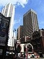 HK Sheung Wan Market facades Yardley Commercial Building Des Vouex Road Central Morrison Street Sept-2012.JPG