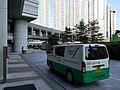 HK TKO 將軍澳 Tseung Kwan O 日出康城 Lohas Park Malibu Postal service van logistics May 2021 SS2.jpg
