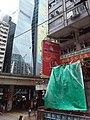 HK tram tour view 灣仔 Wan Chai 軒尼詩道 Hennessy Road 堅拿道天橋 Canal Road Flyover July 2019 SSG 01.jpg