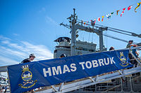 HMAS Tobruk (L 50) Open Day.jpg