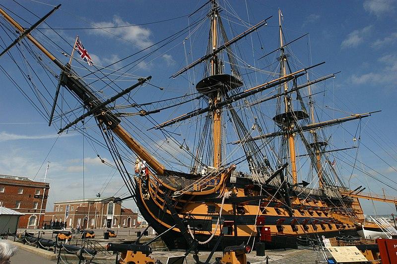HMS-Victory - panoramio