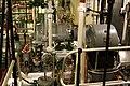 HMS Belfast - Boiler room - Turbine and gearbox.jpg