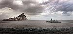 HMS Dragon Near Gibraltar MOD 45155271.jpg