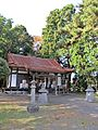 Haiden of Watari-jinja shrine 2.JPG