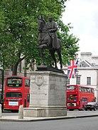 Haig statue Whitehall