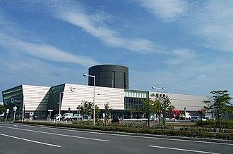 Hakodate Station - Image: Hakodate Station Hokkaido Japan 01s 3