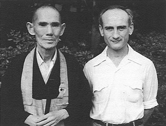 Japanese Zen - Haku'un Yasutani and Phillip Kapleau