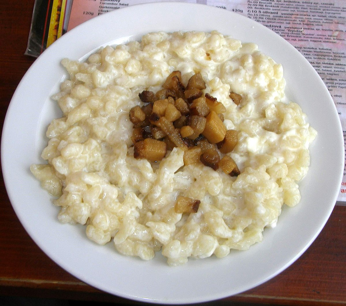 Slovak cuisine wikipedia for Assyrian cuisine