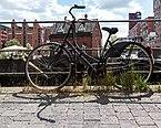 Hamburg, Fahrrad am Holländischen Brookfleet -- 2016 -- 2975.jpg