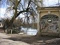 Hamerský rybník, kaplička.jpg