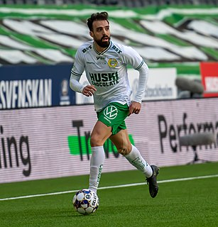 Abdul Khalili Swedish footballer