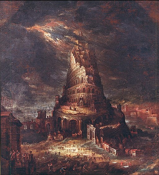 Hans Bol - The Tower of Babel